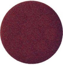 Tépőzáras csiszolópapír, O (fa, fém) 150 mm, P240 Klingspor PS 22 K