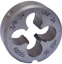 Menetmetsző EN 22568 HSS terelőéles UNF Cz Tool 276