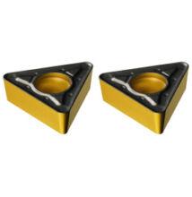 Esztergalapka TCMT 16T308-PR 4325 Sandvik acél
