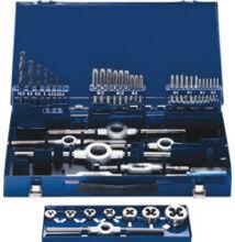 Menetszerszám készlet HSS M 3-M 12 +hajtóvasak Forum 4214453080