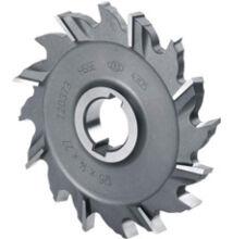 Keresztfogazású tárcsamaró DIN 885 FormN HSSE Zps-Fn 720373