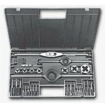 Menetszerszám készlet HSS M 12-M 20 Cz Tool 340200