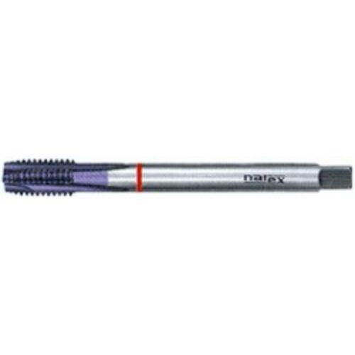 Gépi menetfúró DIN 376 B HSSE-TiCN terelőéles 6H Narex 3580